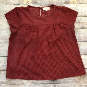 Sweet Wanderer Blouse, XL